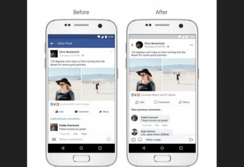 Stories Facebook Terhubung ke Messenger