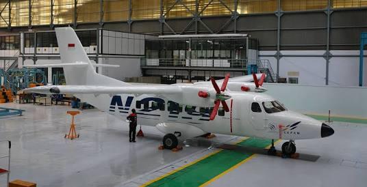 Meksiko Tertarik Pesawat N-219 & Radioisotop Indonesia