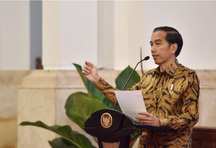 Presiden Pimpin Upacara Penganugerahan Gelar Pahlawan Nasional