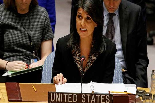 Kalah Voting, AS Potong Bantuan Untuk PBB Rp.3,8 Triliun