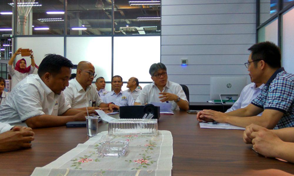 Rp. 50 Miliar Untuk Pabrik Sol Sepatu di Batam