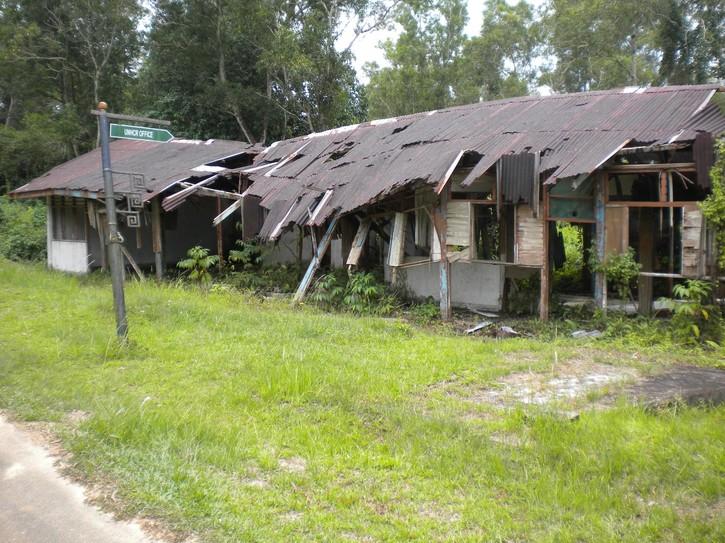 Kamp Vietnam Era 1980's Dalam Lensa Gaylord Barr