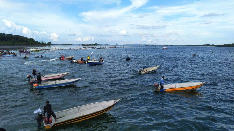 Kenduri Laut Pulau Mongkol, Batam!